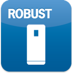 Login bei Thermia Robust Eco.